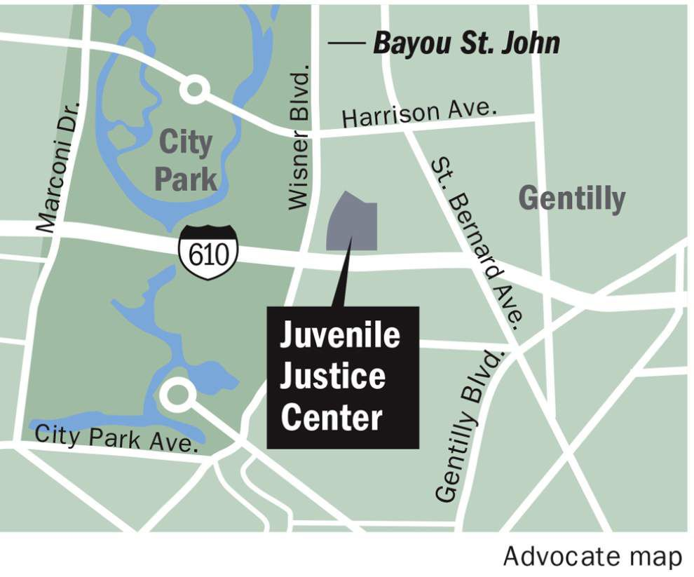 City's new Juvenile Justice Center hailed as 'opportunity center' for troubled youth _lowres