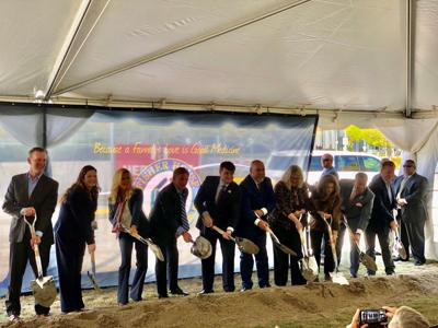Fisher House Foundation breaks ground in New Orleans