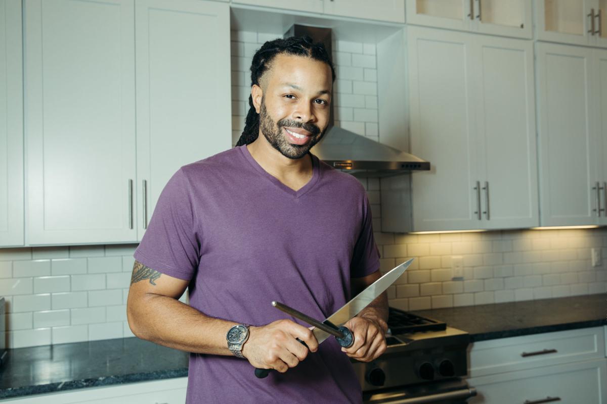 New Orleans chef missing Mardi Gras creates king cake beignet recipe