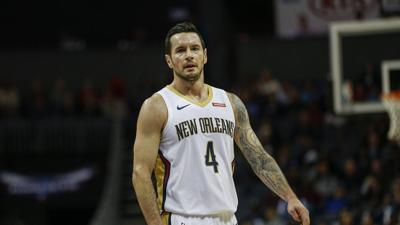 JJ Redick, Pelicans bomb away early and often to beat shorthanded Warriors | Pelicans | nola.com