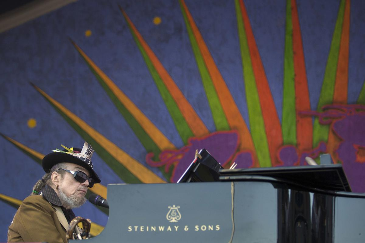 Jazz Fest. John closes out Jazz Fest 2015 on the Gentilly S.JPG