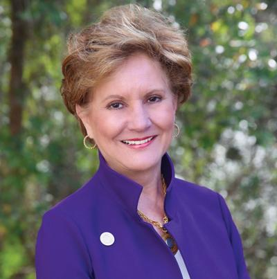 Pat Brister announces for 3rd term as St. Tammany Parish president