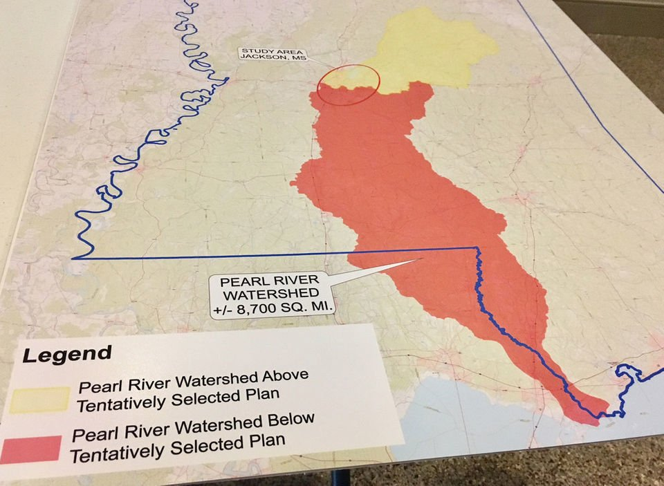Pearl River watershed