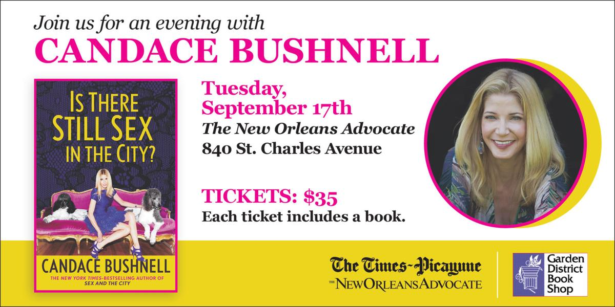 candace bushnell sex and the city pdf free in Baton Rouge