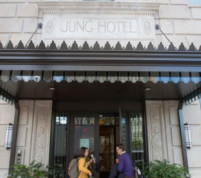 NOPSI, Jung and other hotels win historic preservation awards (copy) (copy)