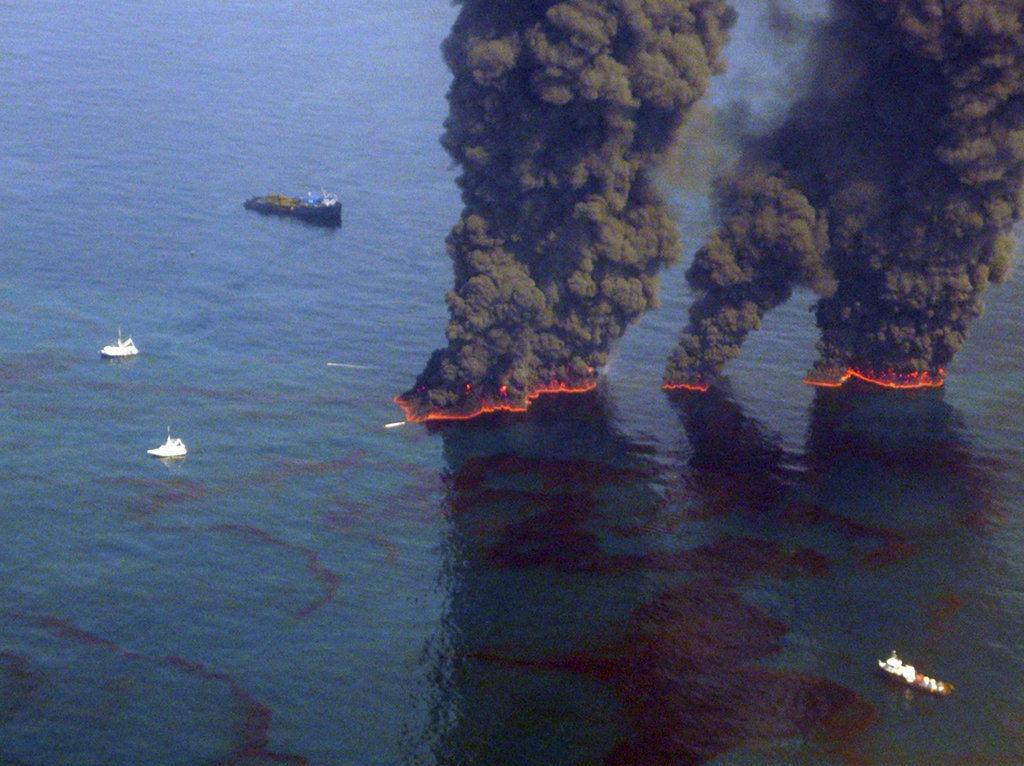 BP partner Anadarko responsible for oil spill fines, federal