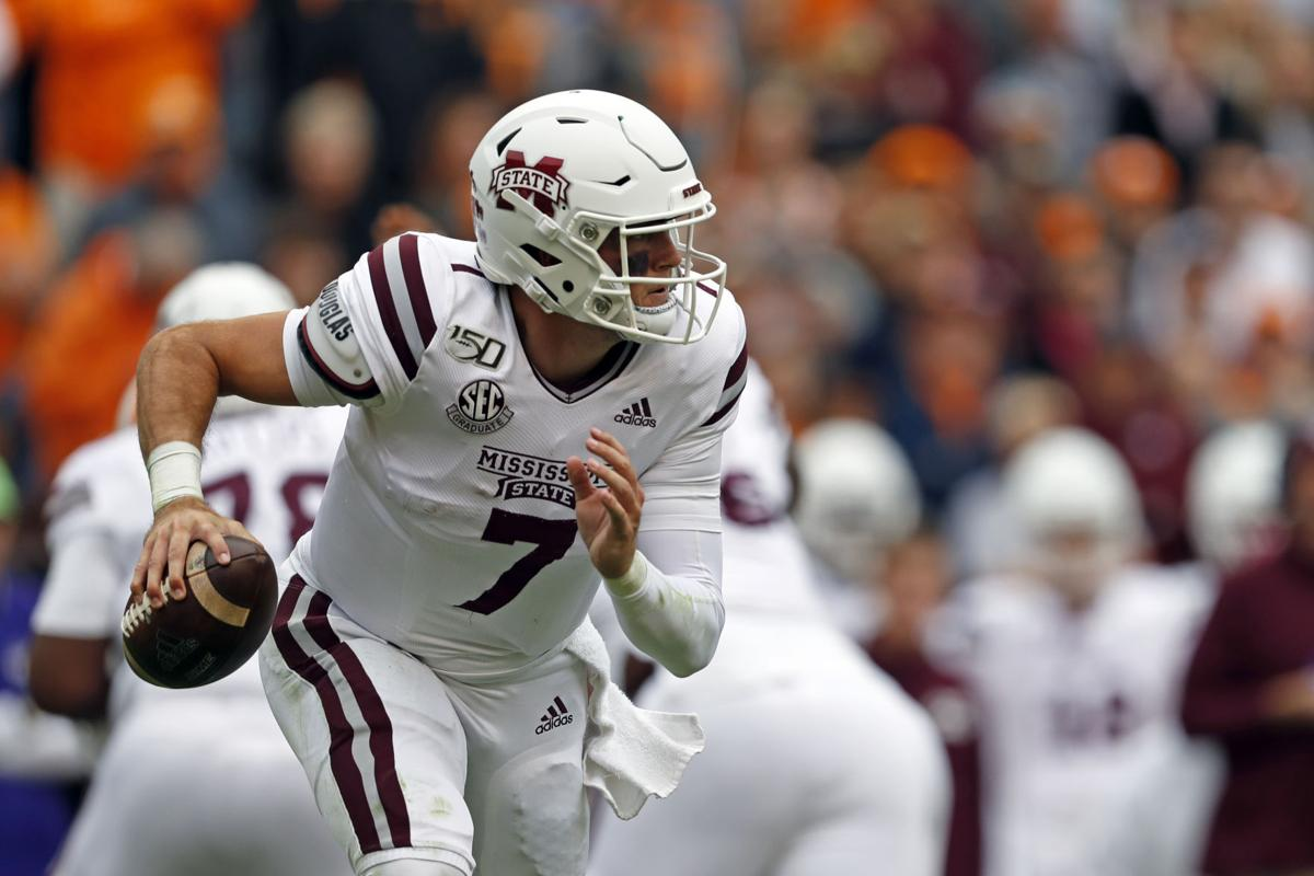 Mississippi State Tennessee Football