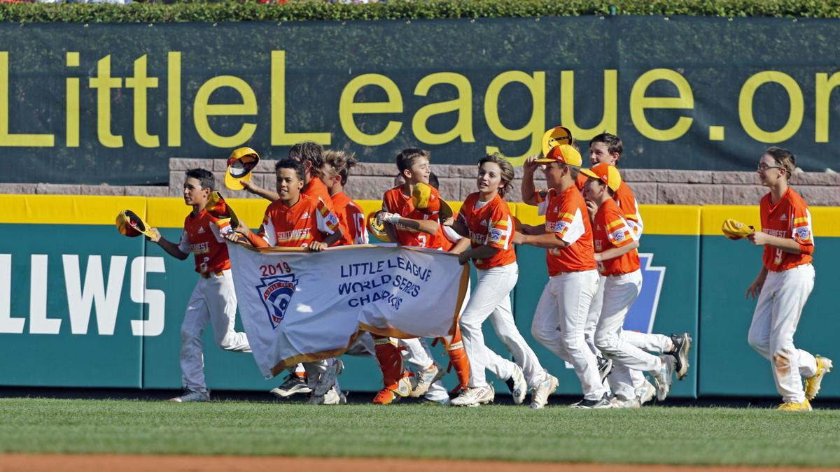 LLWS Louisiana Curacao Baseball