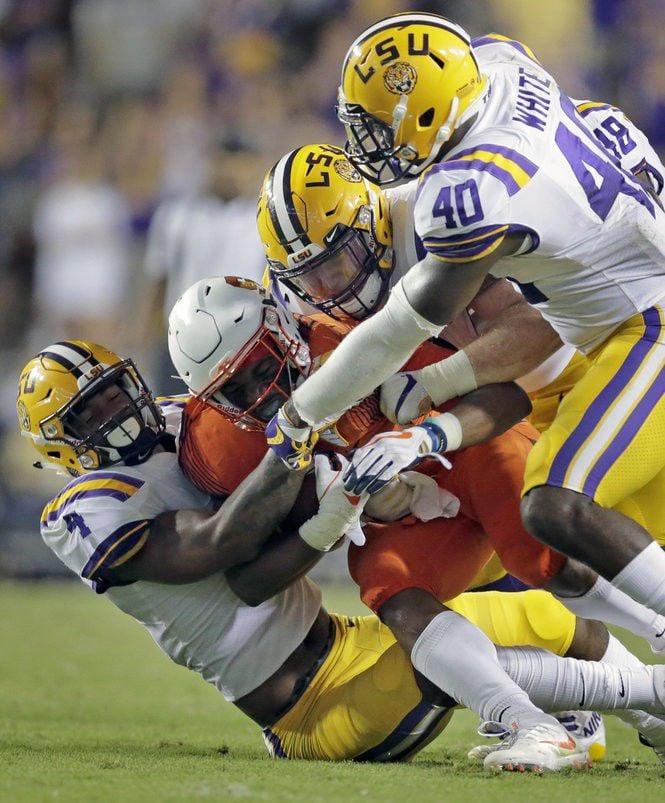 How LSU sophomore linebacker Devin White became a leader on defense