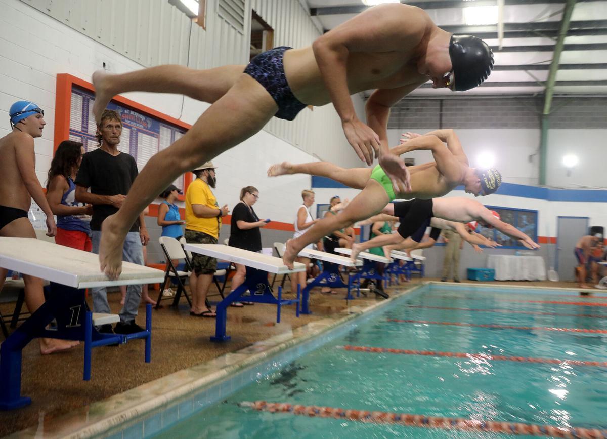St. Tammany 'A' Meet swim championships