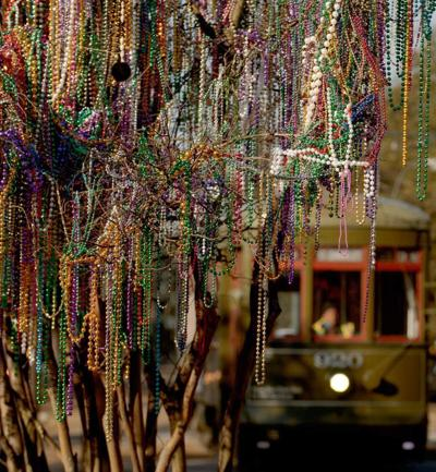 City busy cleaning up after huge Mardi Gras celebration _lowres