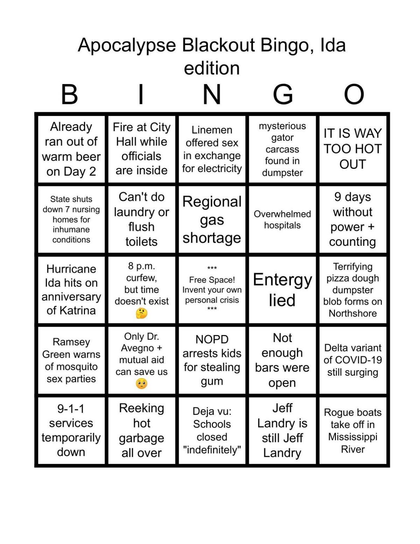 Gambit Bingo
