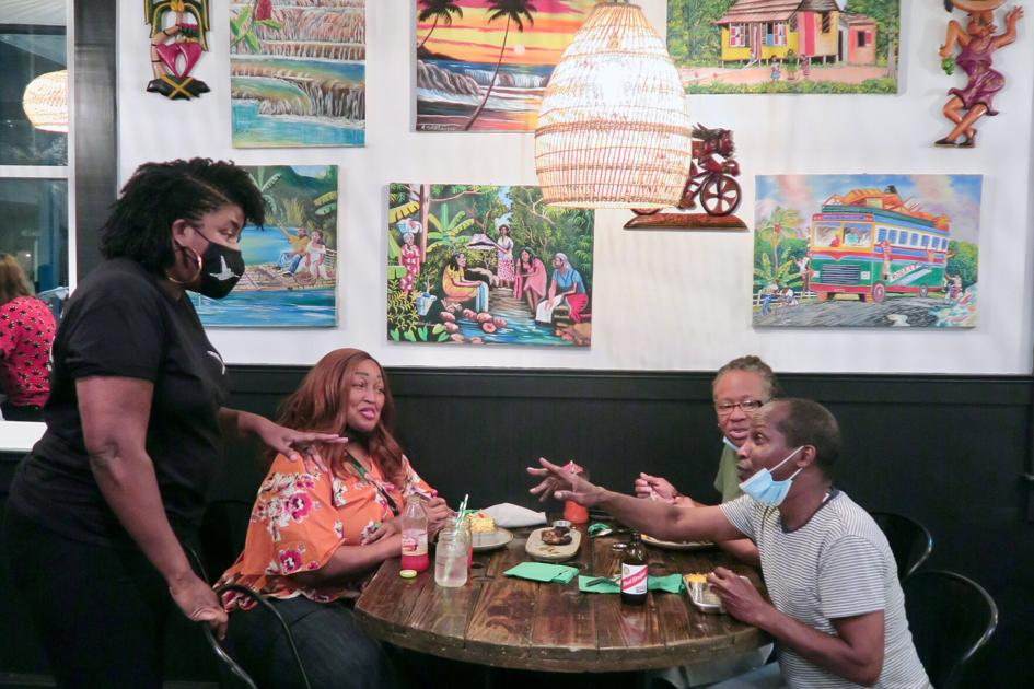 Jamaican restaurant 14 parishes brings the heat, the rum and a fresh spark to Oak Street