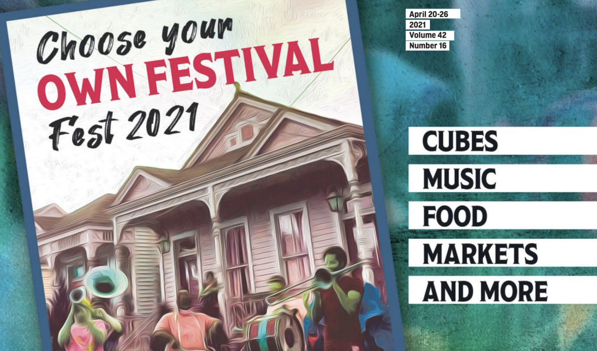 Read the latest Gambit: Choose Your Own Festival Fest 2021