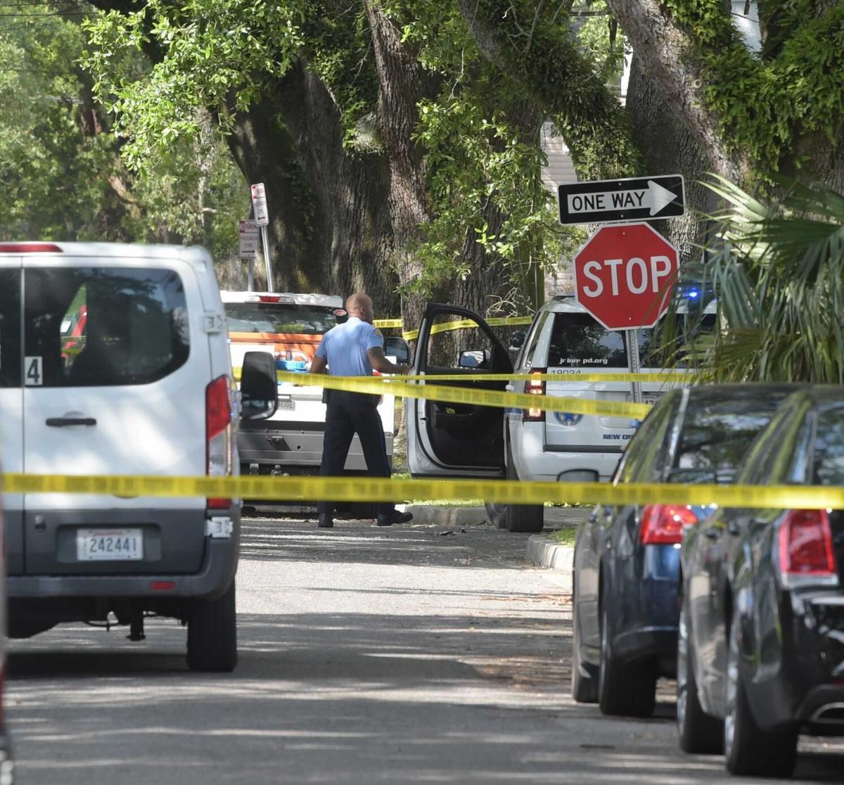 7th Ward fatal homicide
