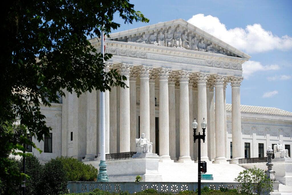 Supreme Court file photo