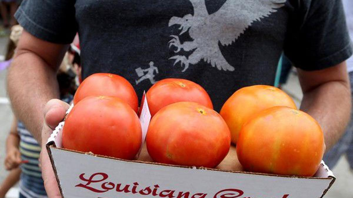 What Exactly Is A Creole Tomato Hint It S Not One Type Of Tomato Home Garden Nola Com