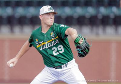 Tulane ties school record with 6 players taken in MLB Draft