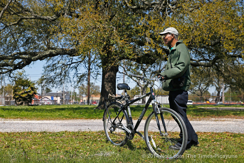 Lafitte Greenway projects nears halfway mark, website reports
