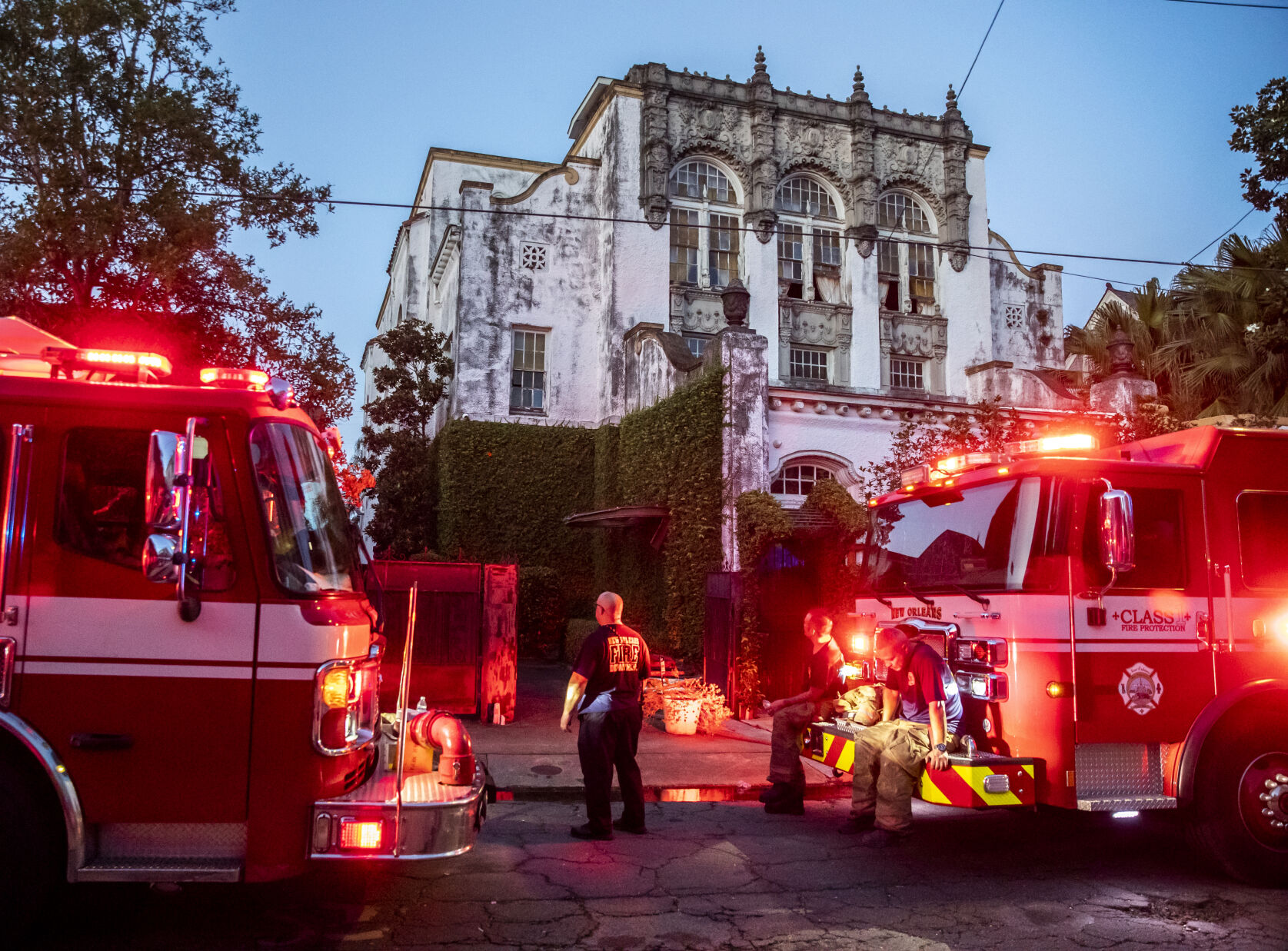 Beyonce And Jay-Z's New Orleans Mansion Was Damaged By Fire [VIDEO]
