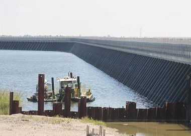 New Orleans area levee improvements already outpaced by science, engineering, engineer says