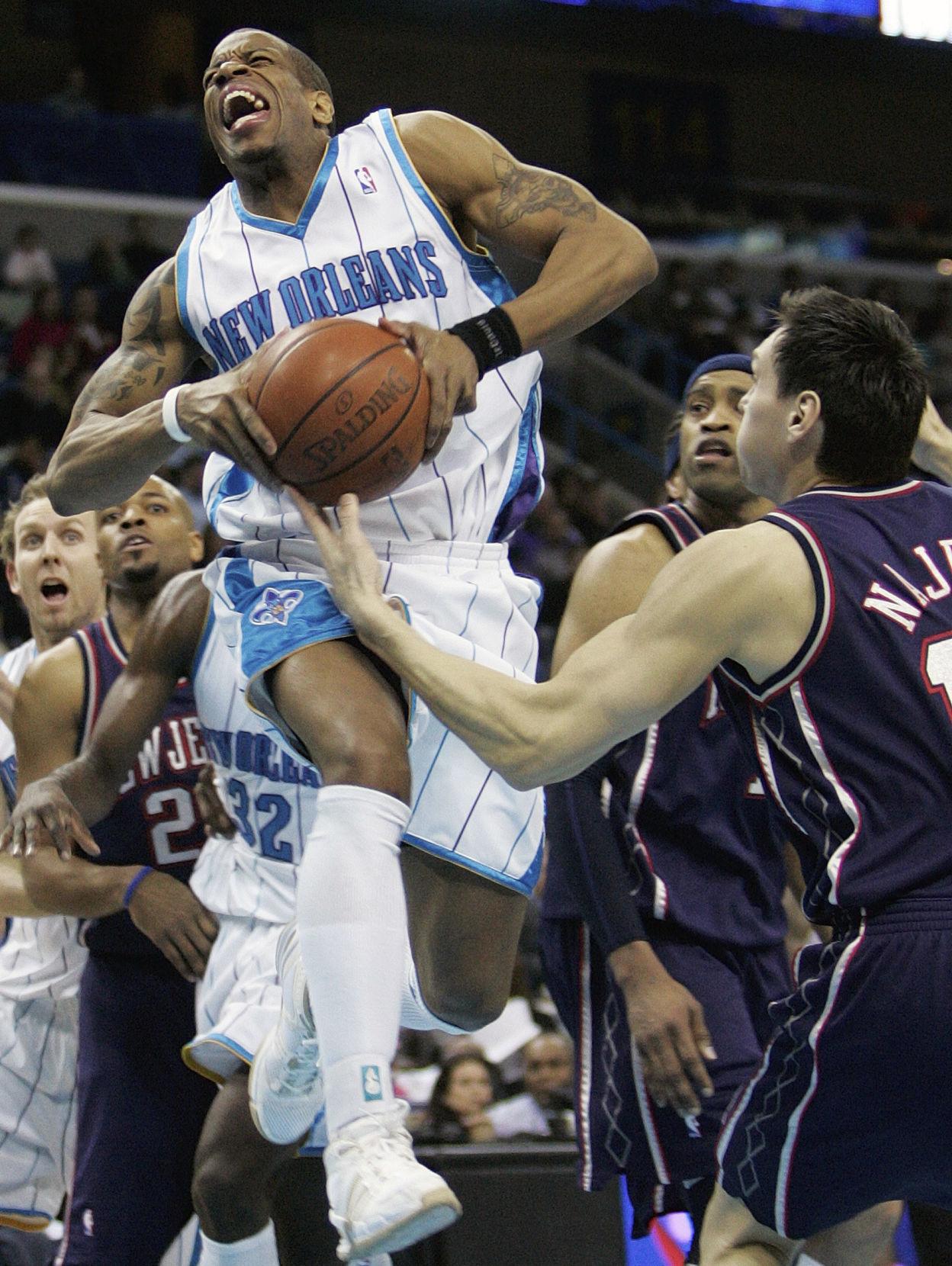 Nets Hornets Basketball