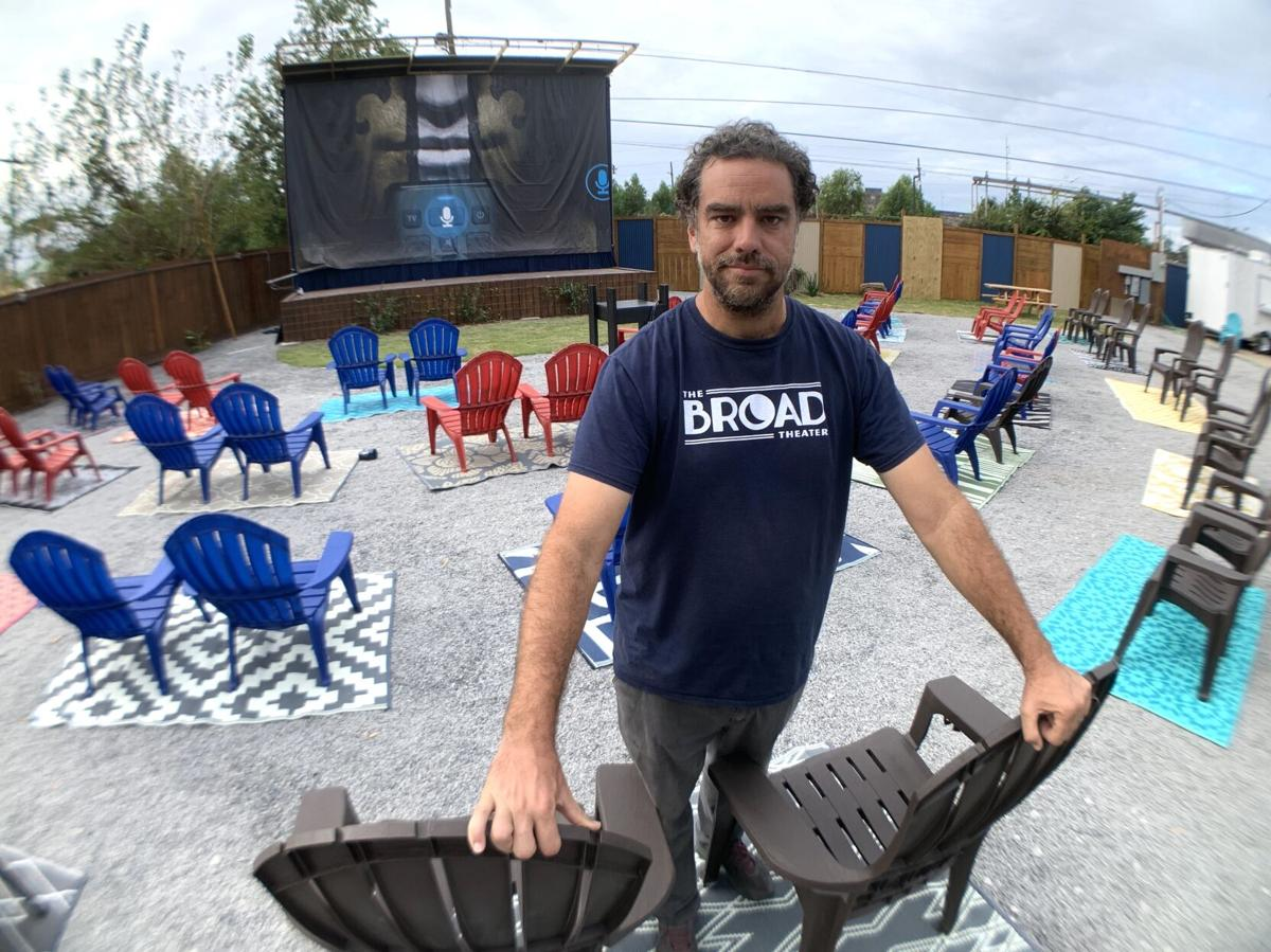 Brian Knighten, owner of the new Broadside outdoor theater 2.jpeg