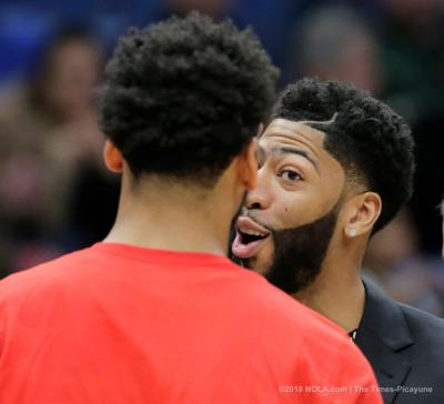 Lakers becoming 'increasingly pessimistic' deal with Pelicans gets done: report