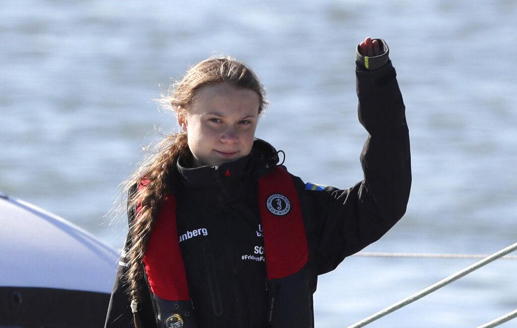 'I am Greta': Greta Thunberg on 2 very surreal years of ...