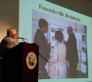 Nunez History Lecture Series season wraps with talk on Fazendeville