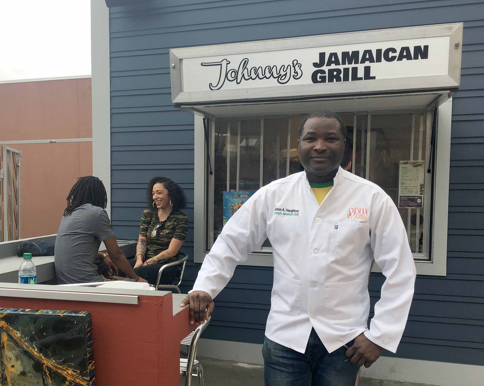 New Orleans' Caribbean chefs give Jerk Chicken Fest authentic flavor