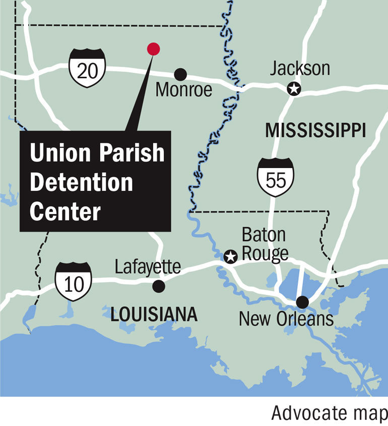 In north Louisiana, a story of a troubled jail, alleged rape