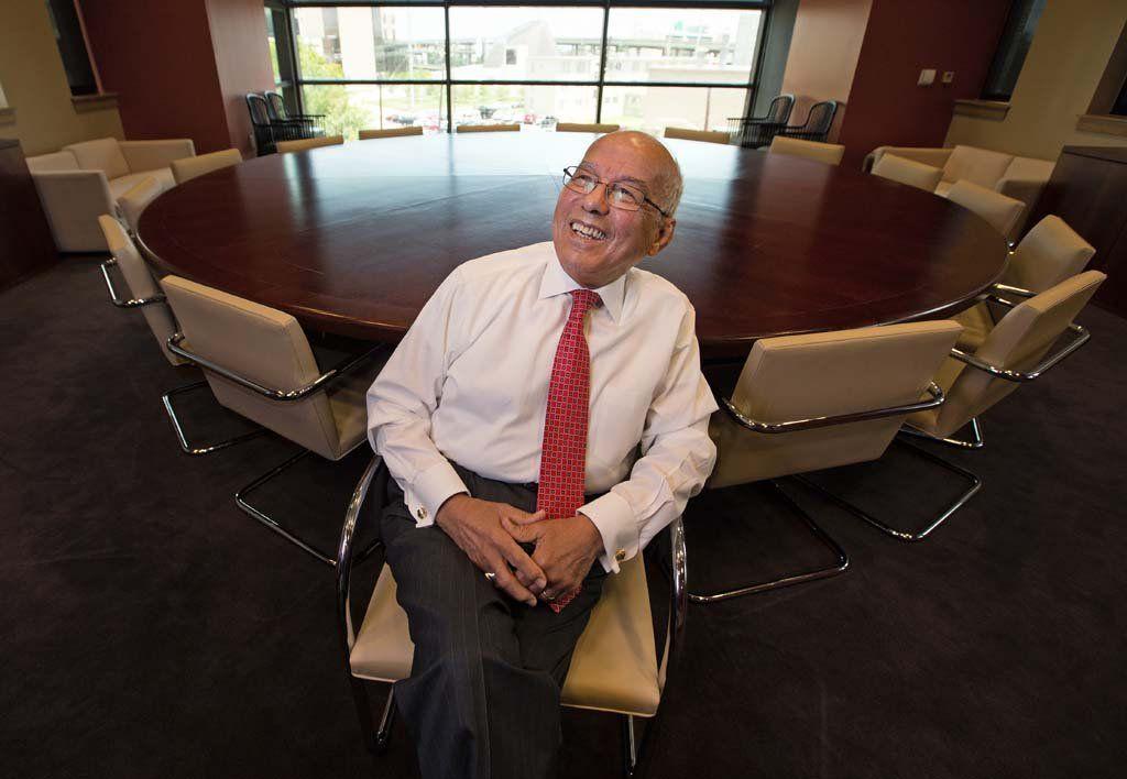 Xavier board names Norman Francis president emeritus