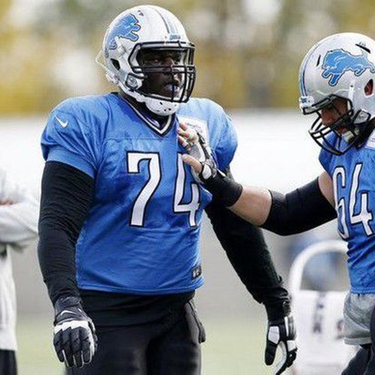 online store 4744c 2b05e Saints to sign offensive lineman Michael Ola after tryout ...