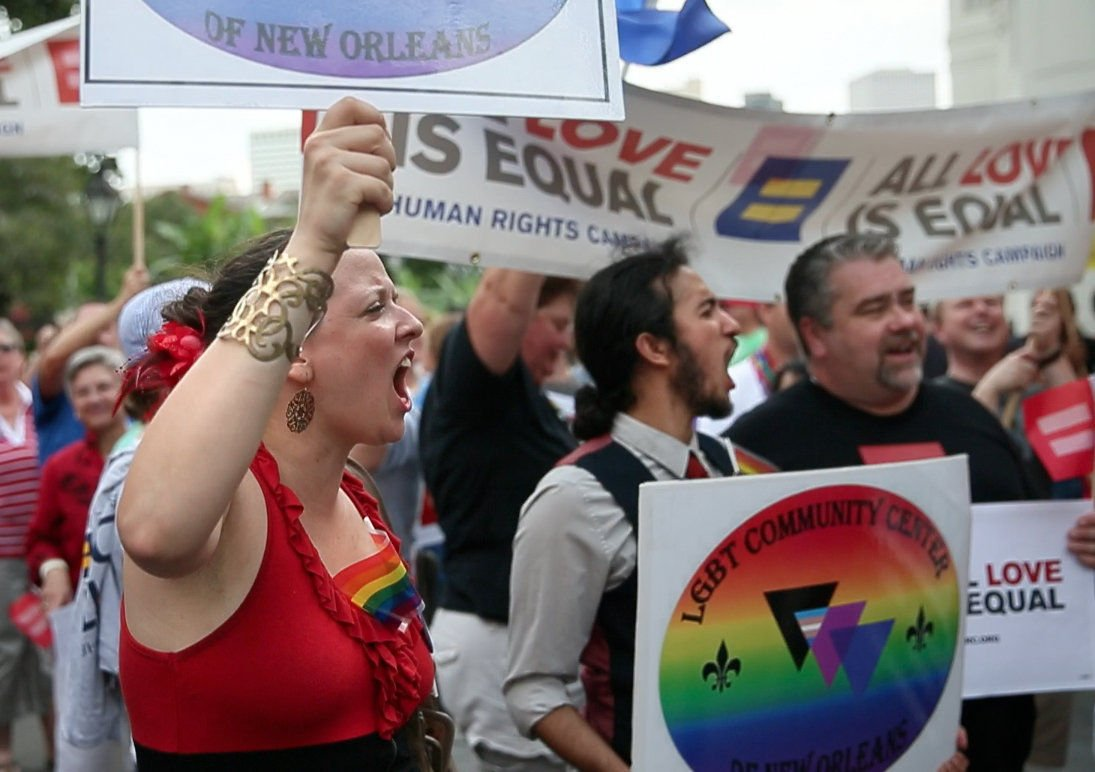 What a difference a decade makes on marriage equality: John Denison