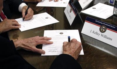 Electoral College Meets