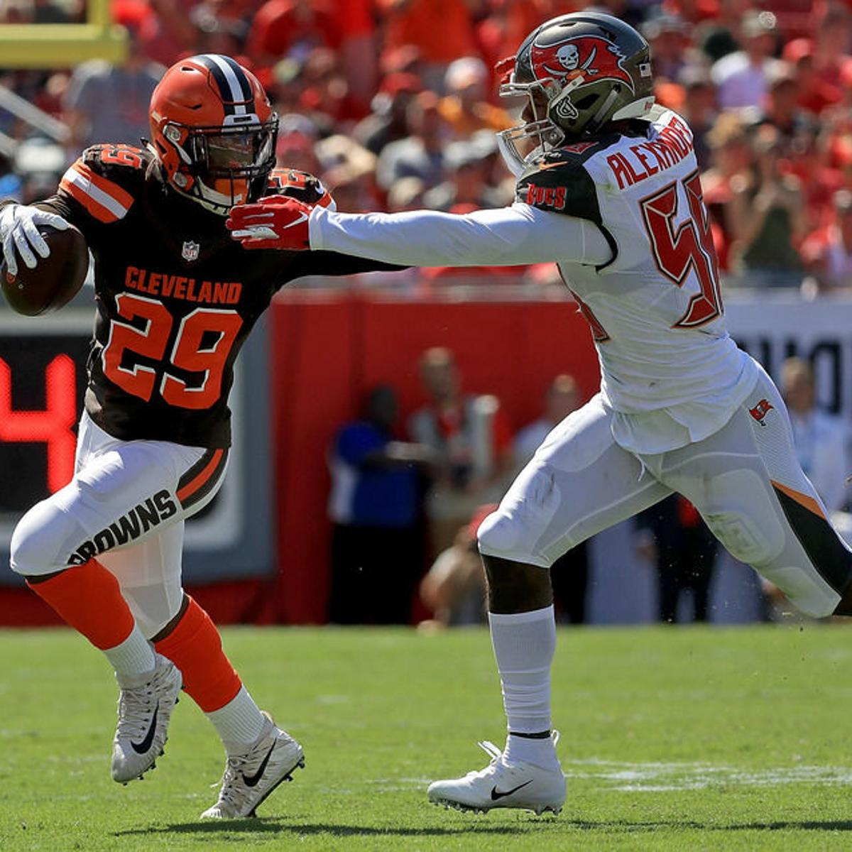 save off 793a8 fba85 Kwon Alexander, former LSU linebacker, agrees to $54 million ...
