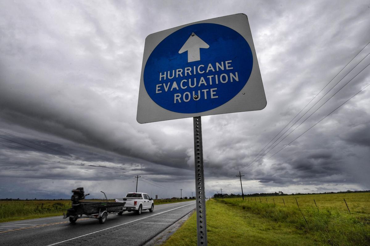 Hurricane season file photo