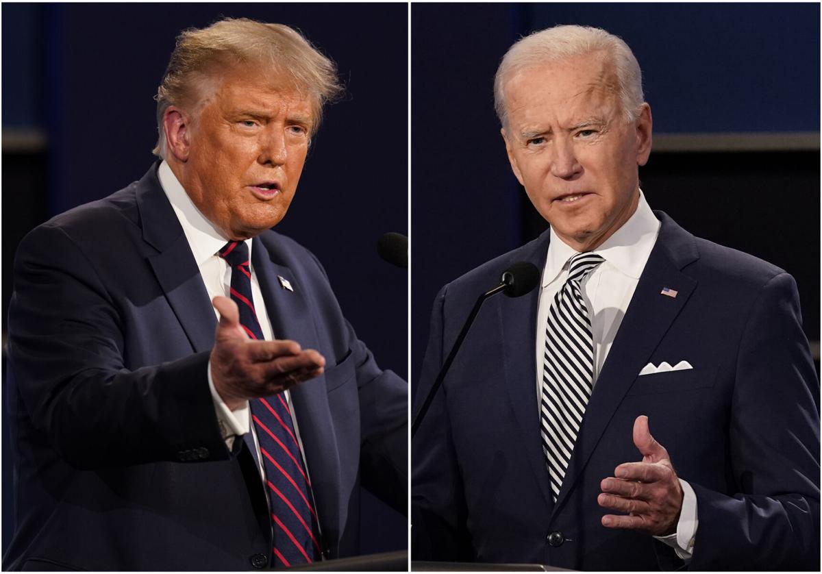 Election 2020 Trump Biden