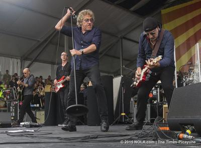 AXS TV's Saturday (May 2) schedule for New Orleans Jazz Fest 2015: John Legend, Bonerama, No Doubt, The Who (copy)