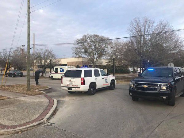 Suspicious package left at Slidell post office