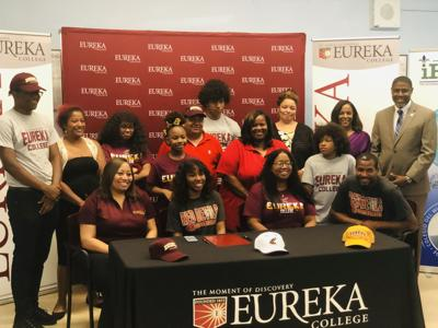 New Orleans teen accepted into 115 colleges selects Eureka College in Illinois