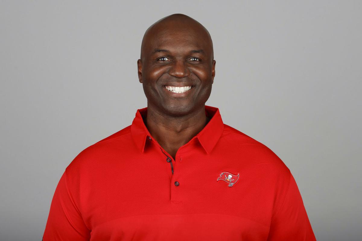 Tampa Bay Buccaneers defensive coordinator Todd Bowles
