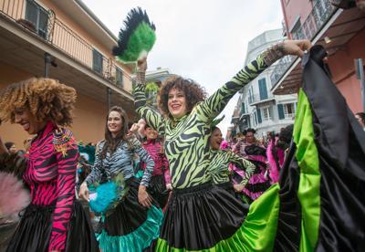 Arcade Fire and Preservation Hall present Haitian-inspired Kanaval Mardi Gras celebration (copy)