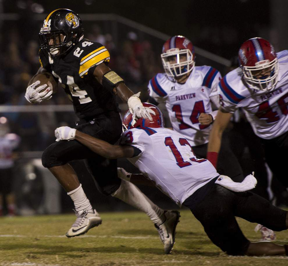 Parkview Baptist overpowers University High in second half