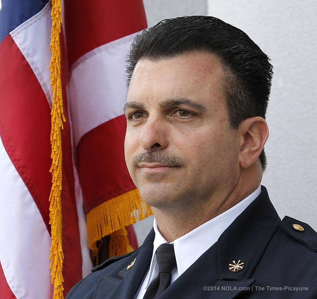 Chris Kaufmann named new Slidell-area fire chief