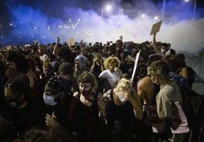 tear gas 2020