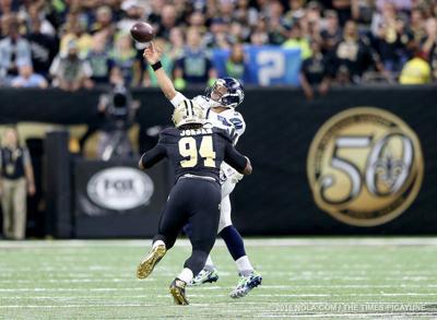 Week 9 NFL odds: Saints open as favorite over 49ers (copy)