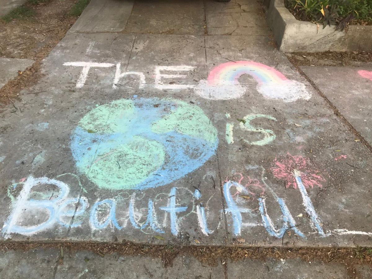 'The Earth is Beautiful'