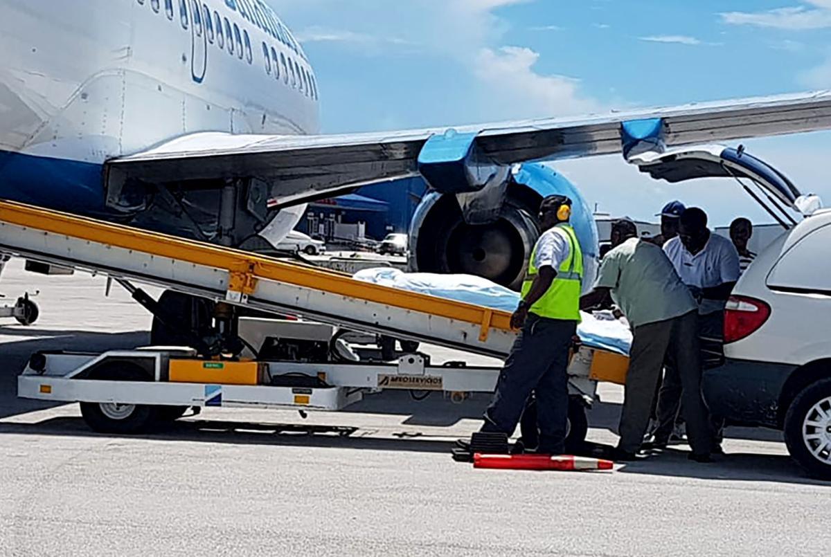 Bahamas Americans Killed